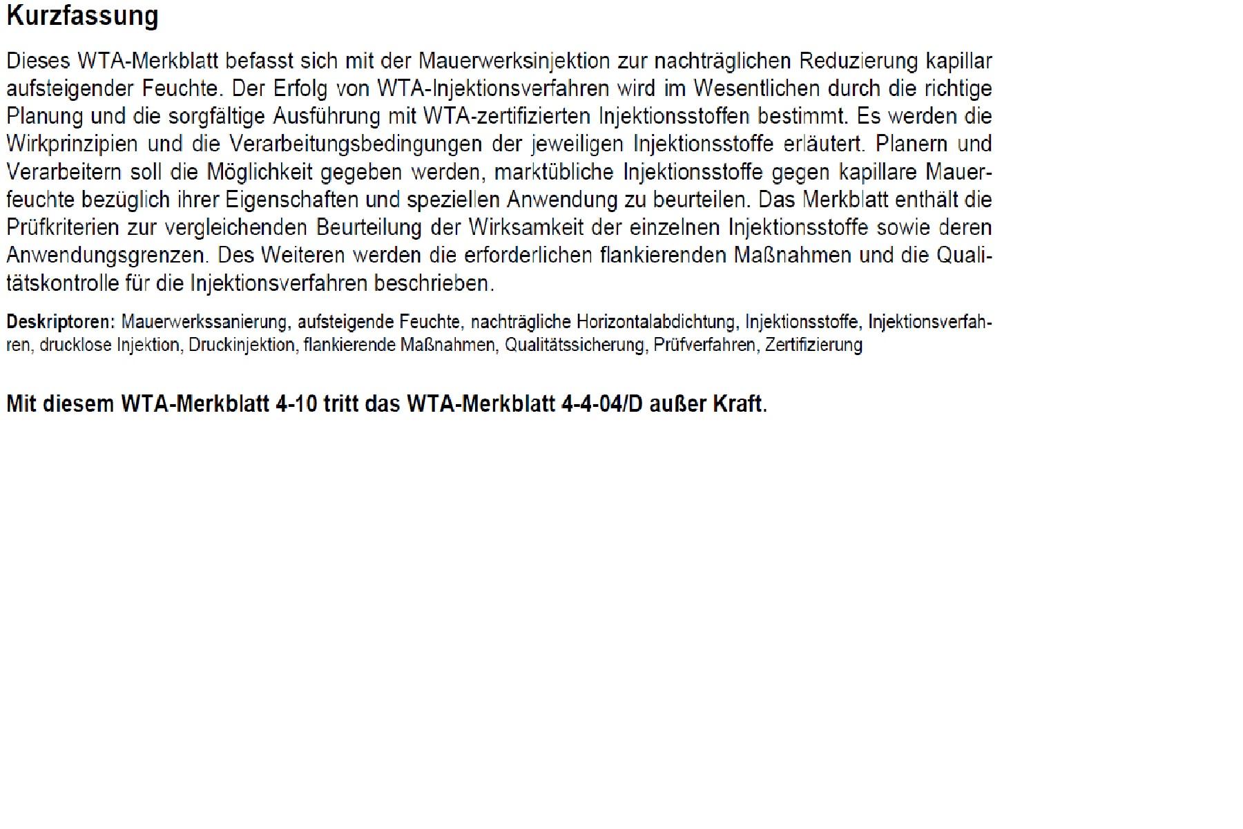 Kurzform Merkblatt 4-10