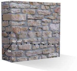 Bild eines Mauerwerks
