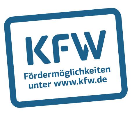 Förderung durch KfW